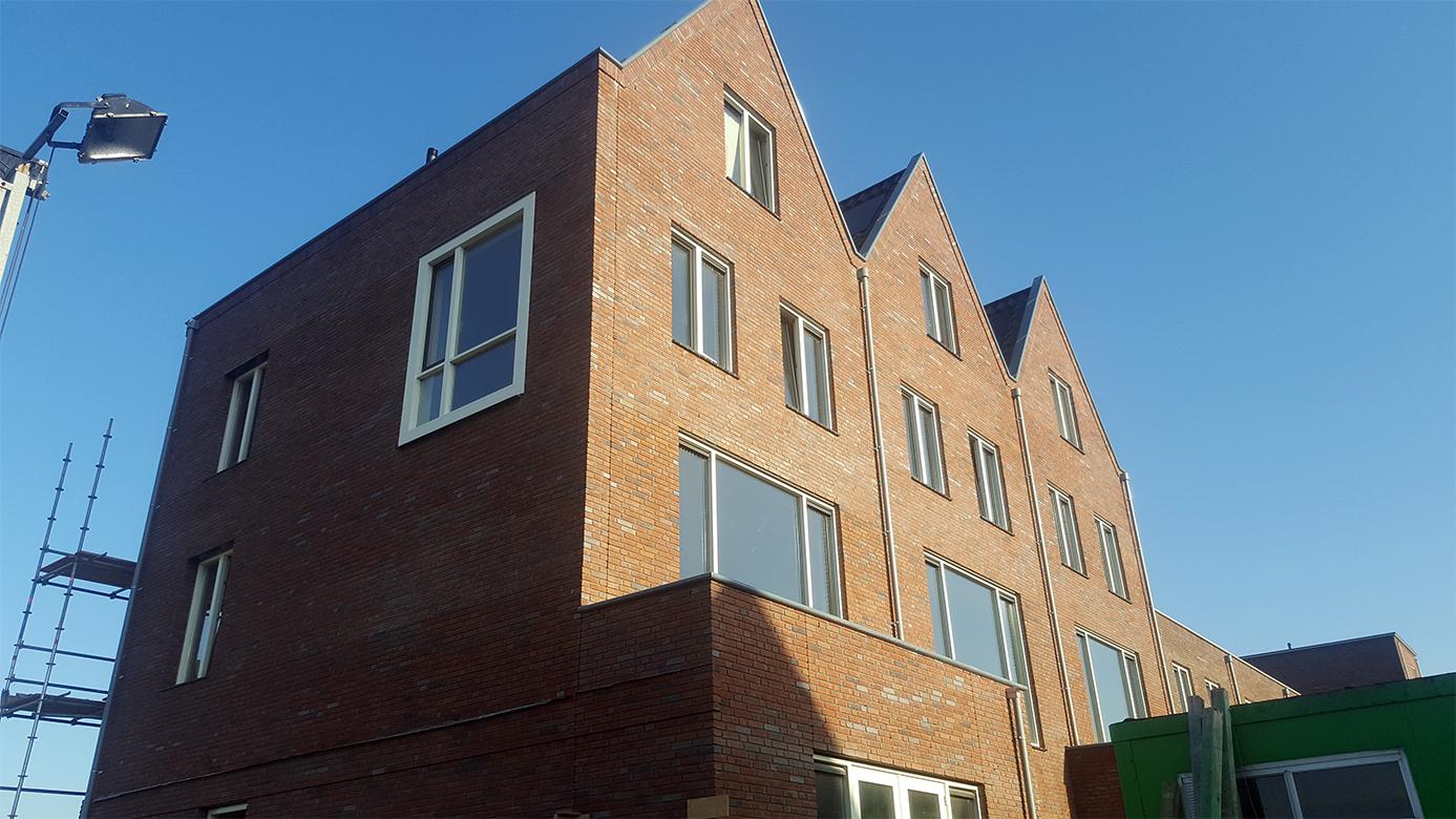 11 Woningen Utrecht Valkenburg Bouw